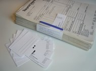 Label cards